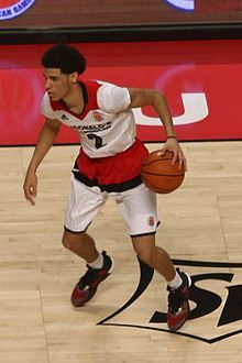 Lonzo Ball is an American professional basketball player for the Los  Angeles Lakers of the National Basketball Association (NBA). He played  college ... f6b12b404
