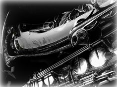 The sax of my love