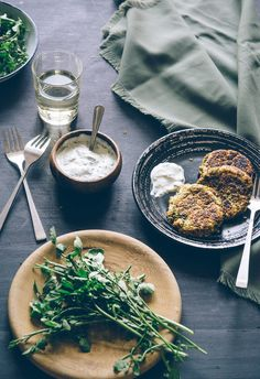 Quick and Easy Lentil Cakes by Souvlaki For The Soul