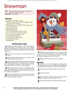 Holiday Stocking Hangers Pg. 7