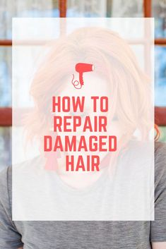 repair damaged hair Wondering how to repair damaged hair Do you have bleach damaged hair Environmentally damaged hair Heat damaged hair These tips will help you get your hair back to healthy! Bleach Damaged Hair, Damaged Hair Repair, Braided Hairstyles For Wedding, Cool Hairstyles, Healthy Blonde Hair, Fashion And Beauty Tips, Beauty Ideas, Beauty Hacks, Breaking Hair
