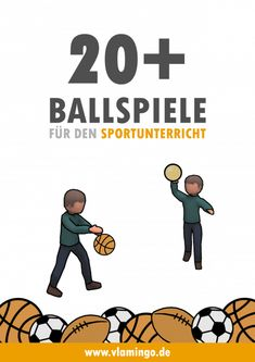 Ballspiele für den Sportunterricht We have put together for you ball games for physical education clearly arranged. Most games are suitable for both children and teenagers. They can thus be played in. Physical Education Lessons, Education Major, Primary Education, Elementary Education, Higher Education, Secondary School, Primary School, Basketball Pictures, Basketball Shoes