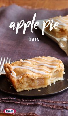 Apple Pie Bars – Serve a party crowd with these delicious fall dessert bars! Check out this recipe to see how easy it is to make a sweet treat filled with all the flavors of your favorite cozy season.