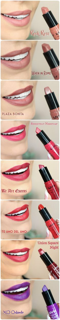Top 10 Red Lipsticks in the Game