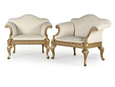 pair of GIII giltwood armchairs, designed by R Adam and made by James Lawson 1764 for Dundas (Moor Park), gbp is part of Adams furniture - Georgian Furniture, French Furniture, Classic Furniture, Unique Furniture, Cheap Furniture, Rustic Furniture, Luxury Furniture, Discount Furniture, Adams Furniture