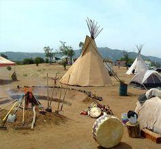 Danza de la Tierra al Pie del Cuchuma, 2007