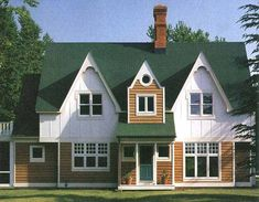 Home Plan HOMEPW18007 - 1955 Square Foot, 3 Bedroom 2 Bathroom Victorian Home with 0 Garage Bays | Homeplans.com