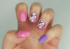 Lakierowy świat Daguszki #nail #nails #nailart