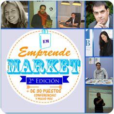 Conferencias en la segunda edición de Emprende Market