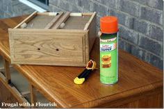 easy stripping instructions for restaining a new color!  AMAZING!!!  I might have to try this on my kitchen cabinets!?!  They have great pictures of the dresser before and after - awesome transformation!
