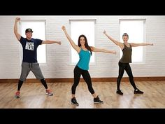 The Best Dance Workout Videos