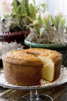 Sour Cream Pound Cake - best cake ever.