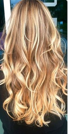 Trendy hair color highlights and lowlights balayage haircolor Ideas Hair Color Highlights, Blonde Color, Blonde Ombre, Summer Highlights, Balayage Highlights, Honey Highlights, Ombre Hair, Brunette Highlights, Blonde Shades