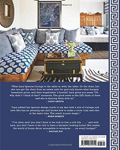 Lara spencer blog designs and design design on pinterest Lara spencer decorating