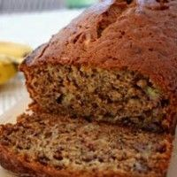 Banana Nut Bread (from Dr. Hyman)