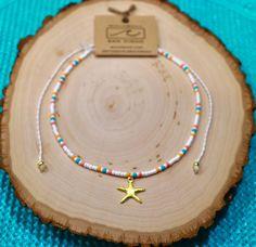 Beaded Necklace Patterns, Beaded Choker Necklace, Diy Necklace, Beaded Jewelry, Beaded Bracelets, Necklace Ideas, Jewellery, Jewelry Necklaces, Simple Jewelry