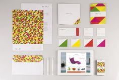 Viani Corporate and Brand Identity by Gary Corr, via Behance