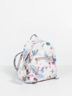 Paradise Backpack, White