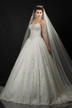 Appolo Fashion Wedding Dresses. To see more: http://www.modwedding.com/2014/07/24/appolo-fashion-wedding-dresses/ #wedding #weddings #wedding_dress