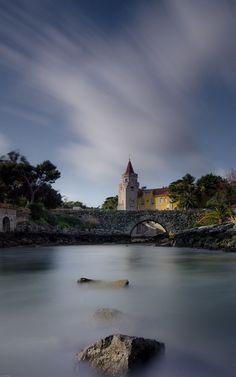 Cascais Castle Cascais Portugal-happy memories of beautiful Cascais.