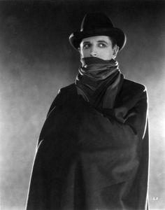 Ivor Novello / Jack el Destripador - The Lodger: A Story of the London Fog, 1927