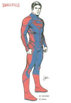 Smallville Super Suit