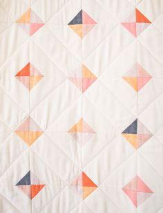 Tiny Tile Quilt