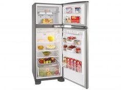 Geladeira/Refrigerador Brastemp Frost Free Duplex - 352L Inox BRM39ER