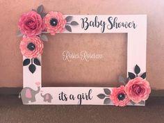 Baby Shower Frame, Baby Crafts, Cricut, Frames, Selfie, Inspiration, Instagram, Biblical Inspiration, Frame