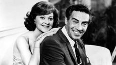 Dr. Houseman (RIP Jerry Orbach) and Mrs. Houseman (Kelly Bishop)