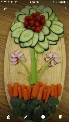 Cool ideas for parties food trays