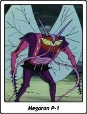 Megaron P-1 / Cachi P-1 / Mazinger Z / 1972 / TV Serie / Anime / Brutos Mecánicos