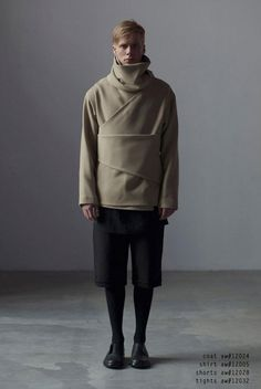 Standard Deviation - Fashion. Design. Culture. Art. Myko.: Sosnovska Fall / Winter 2011 Menswear Lookbook