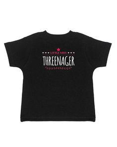 Little Miss Threenager T-Shirt preshrunk cotton Girls Birthday Shirt Birthday Outfit Third Birthday Shirt 3 Year Old Birthday Three Birthday Shirt Girls 3rd Birthday, Threenager, Little Miss, Birthday Shirts, Funny Shirts, Crop Tops, Trending Outfits, Third, Etsy
