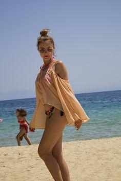 IMG_1403 copy2 Skiathos Island, Cover Up, My Style, Beach, Dresses, Fashion, Vestidos, Moda, The Beach