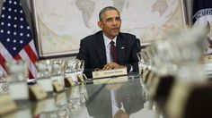 Ceasefire brings hope for ending proxy war in Syria no truce with ISIS  Obama http://ift.tt/1WMLtmF   The US is skeptical about the Syrian ceasefire but will do everything it can to make it work President Barack Obama said after meeting with top security officials. The truce will not apply to Islamic State or Al-Nusra the president added.Read Full Article at RT.com Source : Ceasefire brings hope for ending proxy war in Syria no truce with ISIS  Obama  The post Ceasefire brings hope for…
