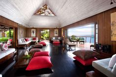 David Bowie's West Indies retreat inspired by Japanese and Scandinavian design influences