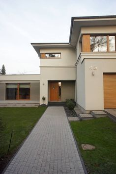Exterior Design, Interior And Exterior, House Colors, Tile Floor, Entrance, House Plans, Sweet Home, Mansions, House Styles