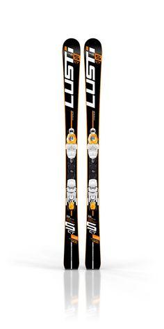 lusti sctw ski design