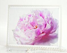 http://www.etsy.com/listing/85991034/pink-pastel-peony-photo-note-card-white    Pink pastel peony photo note card white by IrinaPhotographyCard, $3.99 #note #card, #notecard, #greeting #pink #gift #flower #peony #wedding #birthday #anniversary