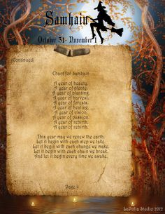 Book of Shadows - Traditional and Wicca Witchcraft Magical Tomes Samhain Ritual, Witch Rituals, Magick Spells, Wicca Witchcraft, Samhain Traditions, Samhain Halloween, Halloween Crafts, Halloween 2018, Witchcraft Supplies