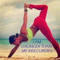 .i am stronger