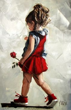 Maria Magdalena Oosthuizen Art .. X ღɱɧღ || A Rose for mom – House Of Maria