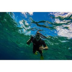 The Ol' Man just lurking with the goPro   #queensland #portdouglas #greatbarrierreef #gopro #goprophotography #snorkel #holiday #holiday #travel #travelig #traveller #travelgram #travelpics #travelphoto #travelphotography by bm_smith http://ift.tt/1UokkV2