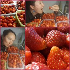 Strawberry time