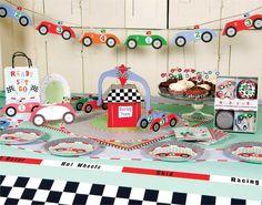 Fiestas de cumpleaños originales. Inspírate en Meri Meri - Decoración y piñatas - Fiestas y Cumples - Charhadas.com