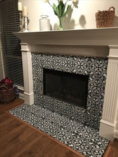48 best tiled fireplaces images in 2019 fire places fireplace set rh pinterest com