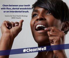 Dentaltown - Clean between your teeth with floss, dental woodsticks, or an…