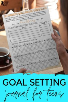 Develop a growth mindset in your students with this ultimate guide to setting powerful goals and living your best life journal! This resource an effective way of developing a responsive classroom by incorporating SEL social and emotional learning. With this resource, you will receive a 42 slide PowerPoint Lesson to help teach and guide your students to successful goal setting using a scientifically proven 7 step process which they can record in their very own ready to go journals. Teaching Character, Character Education, Character Development, Life Skills Lessons, Health Lessons, Learning Goals, Social Emotional Learning, New Years Activities, Powerpoint Lesson