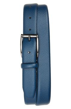 TED BAKER HANOY LEATHER BELT. #tedbaker #